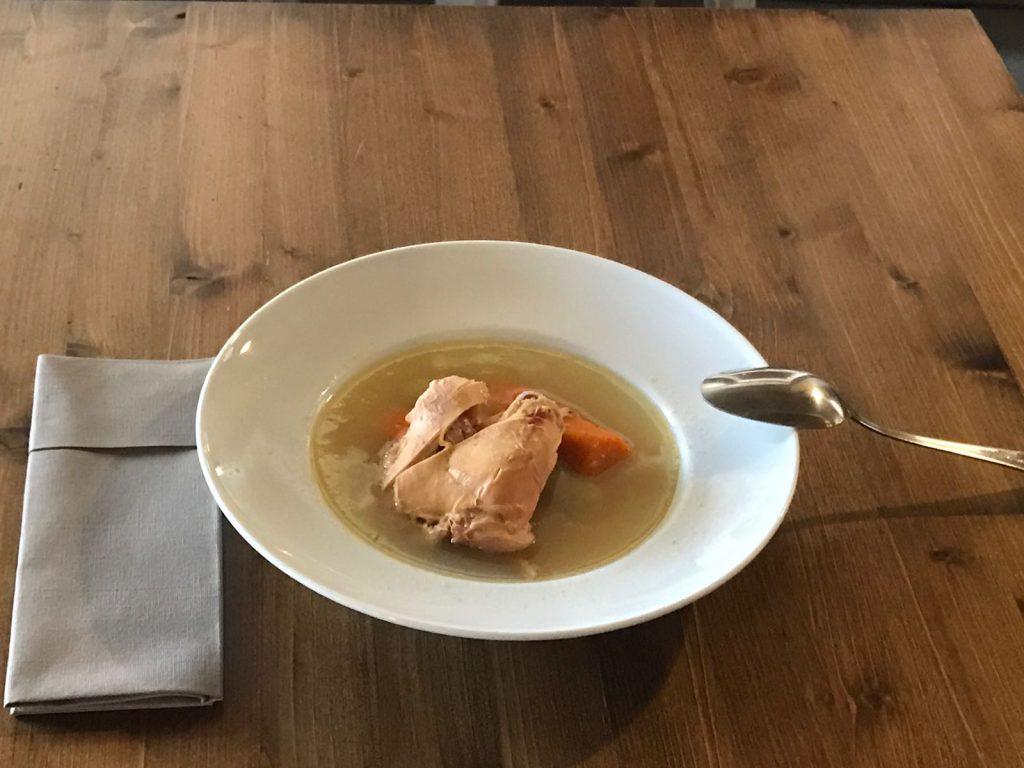 productos locales, frescos y de temporada Grop escudella i carn d' olla
