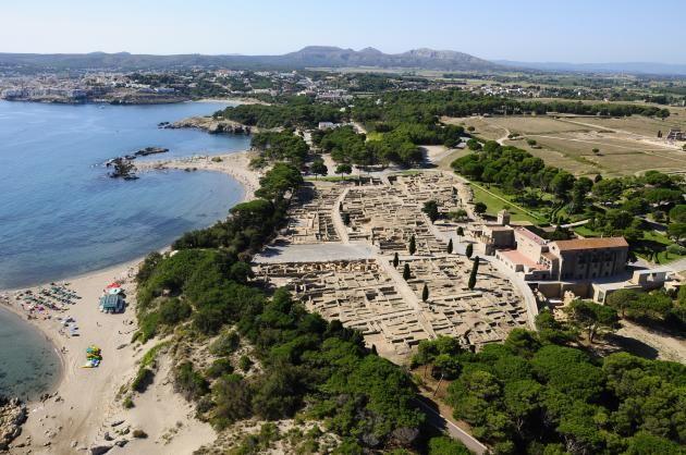 Arqueología de L'Escala: las privilegiadas ruinas de Empurias