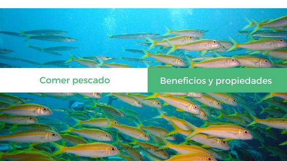 Propiedades del pescado: inclúyelo en tu alimentación, ayuda a tu corazón