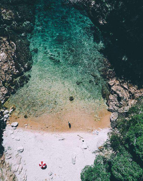 las mejores playas de la Costa Brava_Cala Aigua Xelida