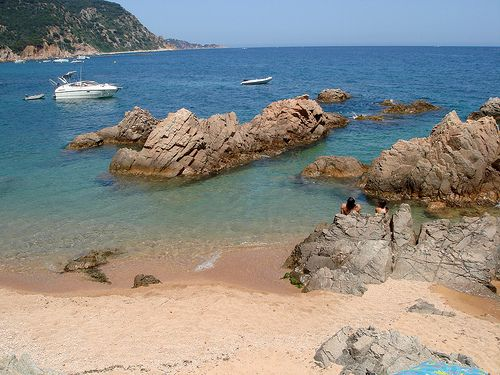 las mejores playas de la Costa Brava_Cala del Senyor Ramon