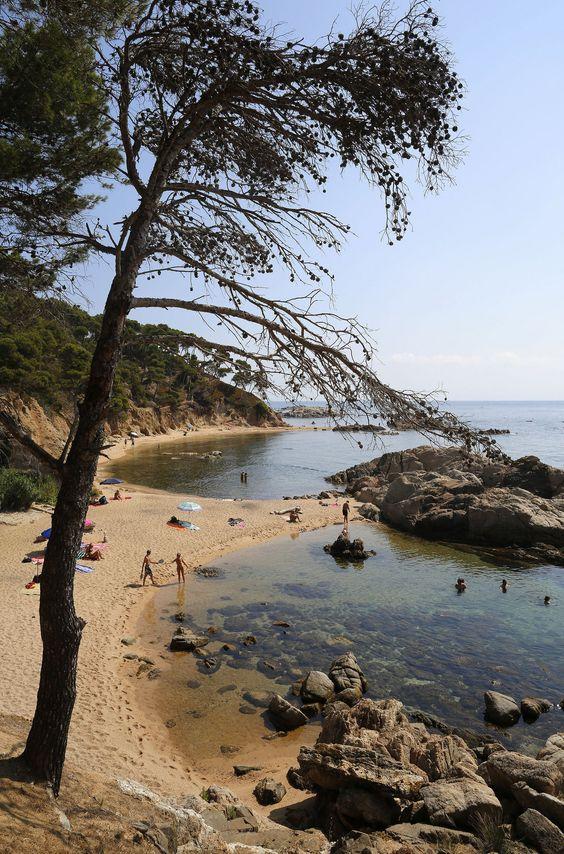 las mejores playas de la Costa Brava_Cala Estreta