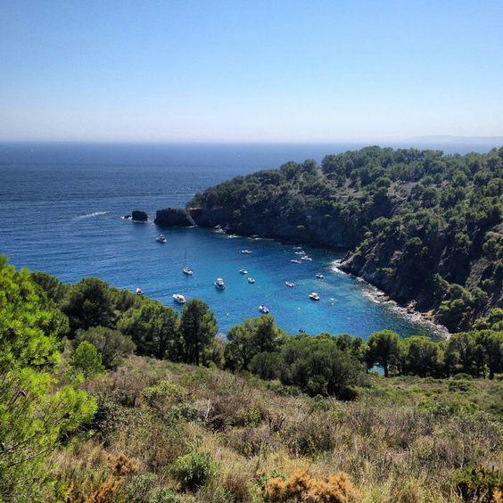 las mejores playas de la Costa Brava_Cala Rustella