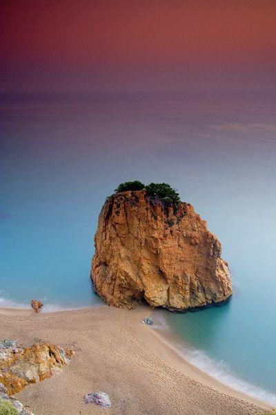 las mejores playas de la Costa Brava_Illa Roja