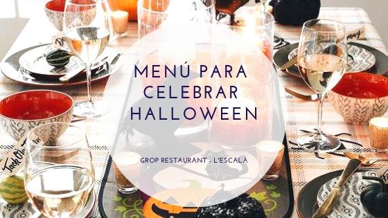 Comida para Halloween: ideas para organizar un menú terrorífico