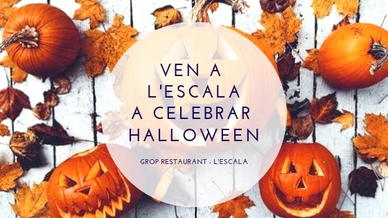 noviembre en L'Escala Halloween