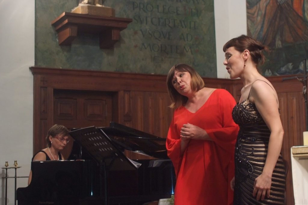 Navidad 2018 en L'Escala Trio di Opera