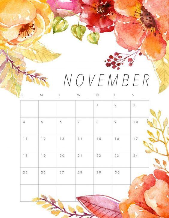 noviembre en L'Escala calendario 2018