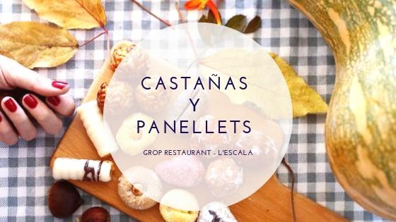 Castañas y panellets: sabores de otoño en la Costa Brava